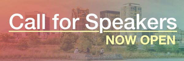 Call for Speakers banner